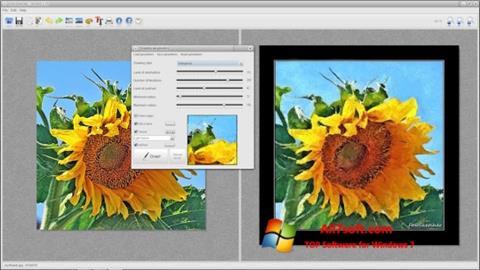 Screenshot FotoSketcher Windows 7