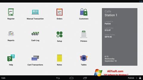 Screenshot Clover Windows 7