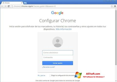 Screenshot Google Chrome Canary Windows 7
