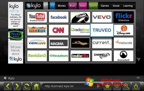 Screenshot Kylo Windows 7
