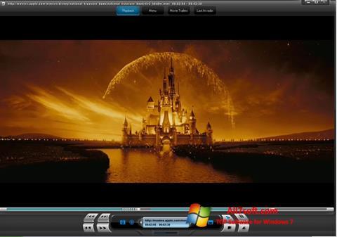Screenshot Kantaris Media Player Windows 7